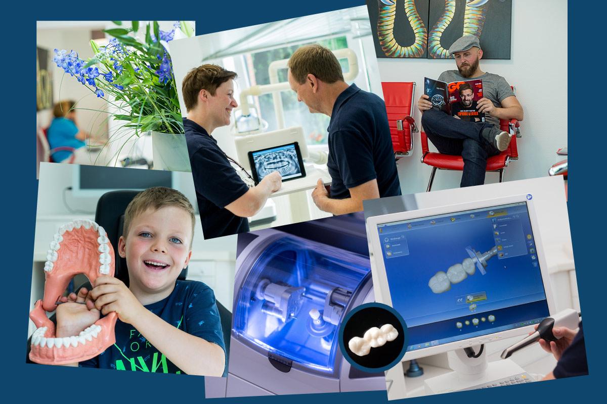 Bilder aus der Zahnarztpraxis Hannover Stöcken